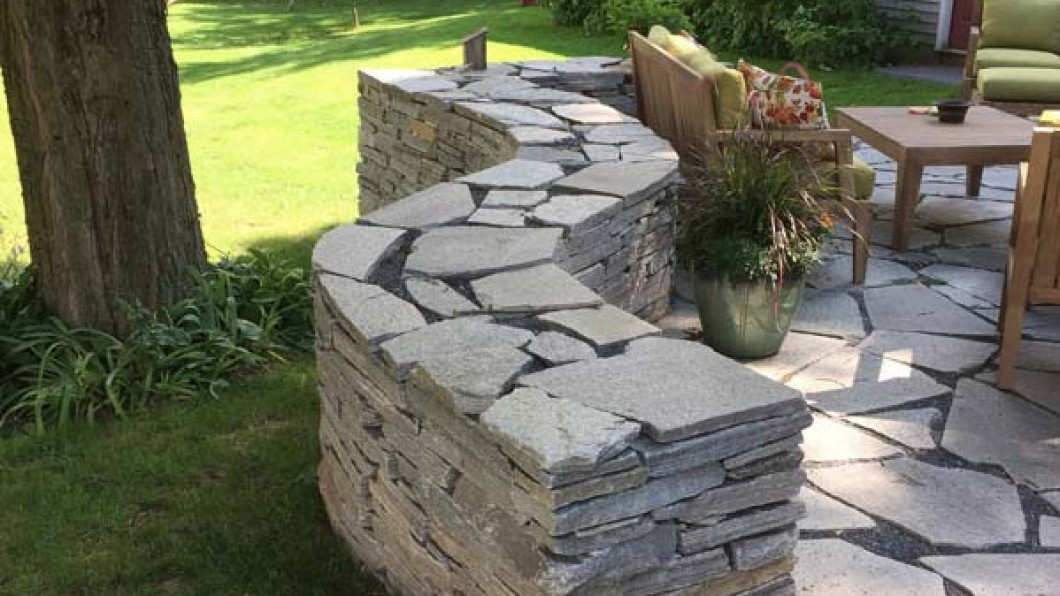 hardscape installation in east wallingford, vt